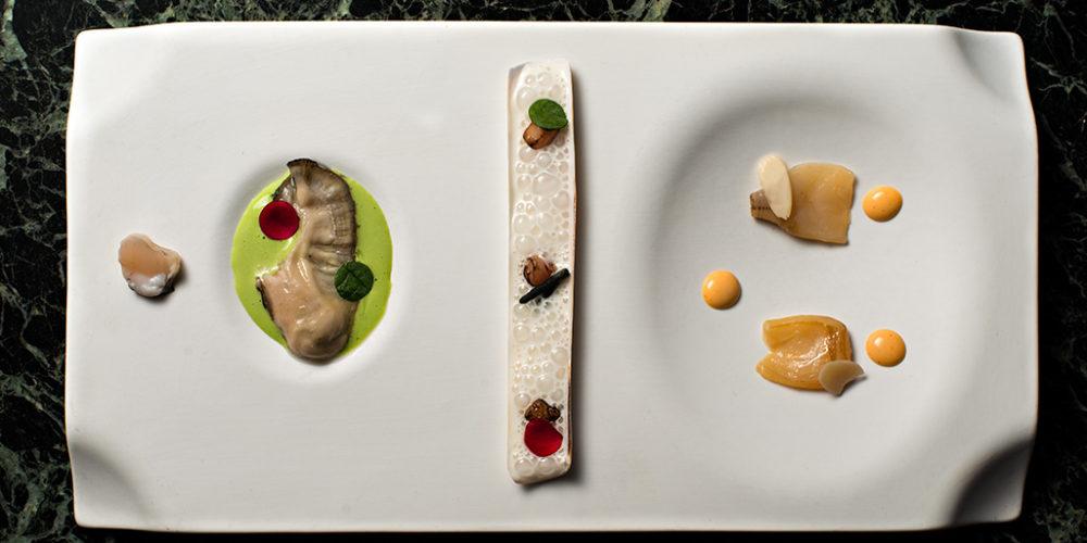 Platos restaurante Ment